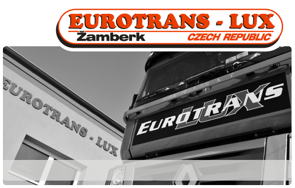 EUROTRANS-LUX Žamberk - international and domestic truck transport